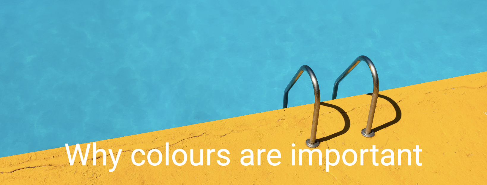 Why colours are important